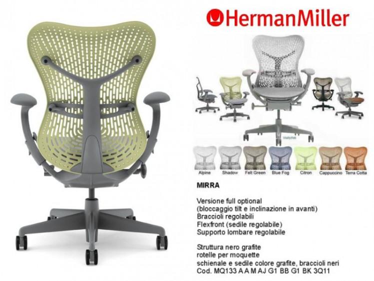 Sedie Ergonomiche da Ufficio Herman Miller   PML Office