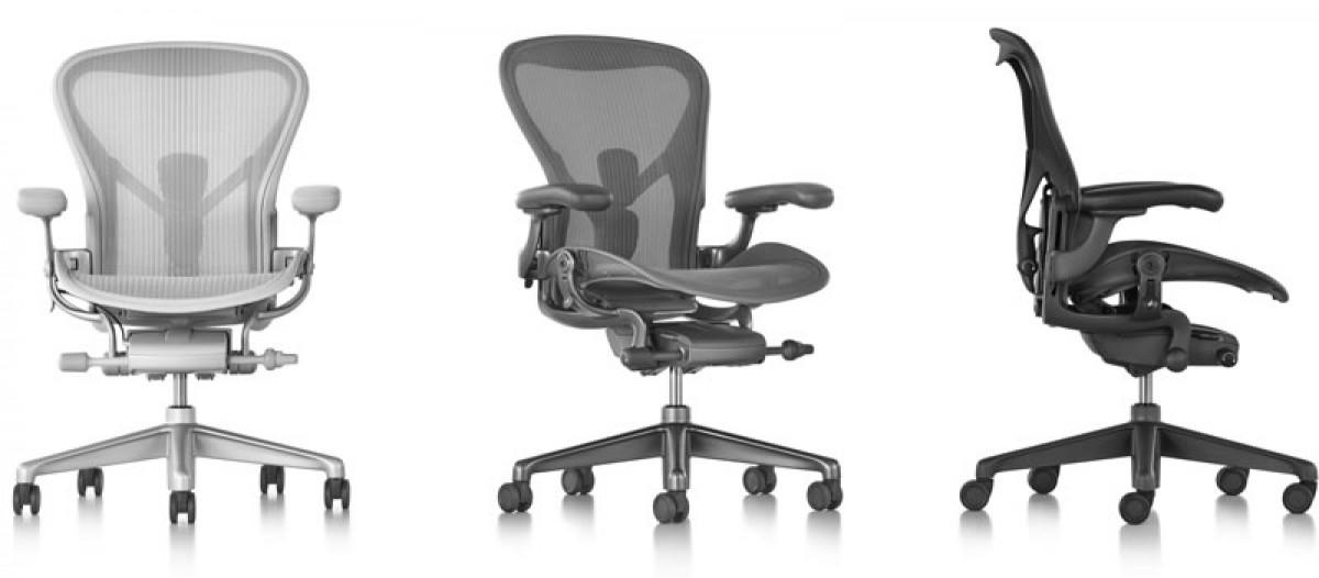 Sedie Ergonomiche da Ufficio Herman Miller | PML Office