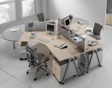 Arredamento Ufficio Operativo : Mobili per ufficio pml office