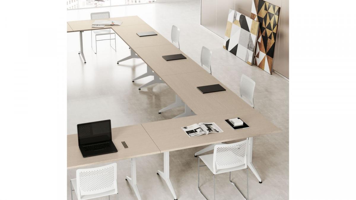 Tavoli ufficio pieghevoli pml office for Tavoli pieghevoli